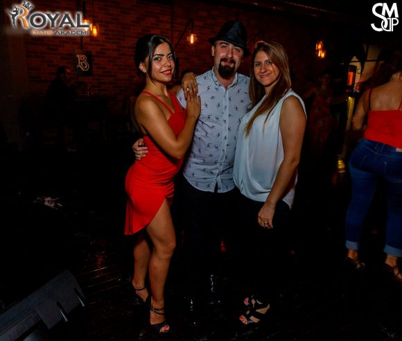Royal Latin Night 05.08.2017
