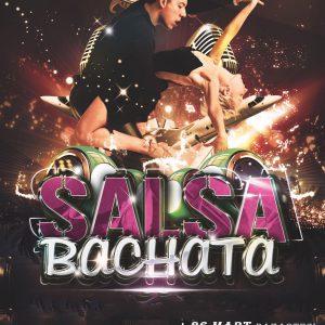 Cumartesi  Başlangıc Seviye  Salsa & Bachata  Sınıfı Kayıtlar Devam Ediyor!